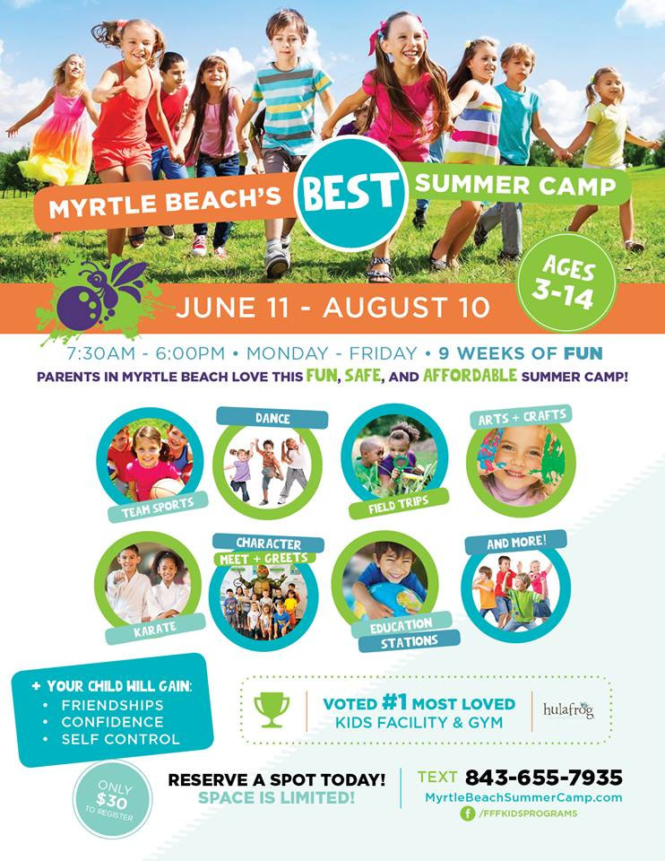 Myrtle Beach Summer Camp