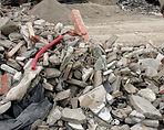 déchets bâtiment