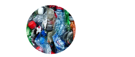 bouteilles plastique triees