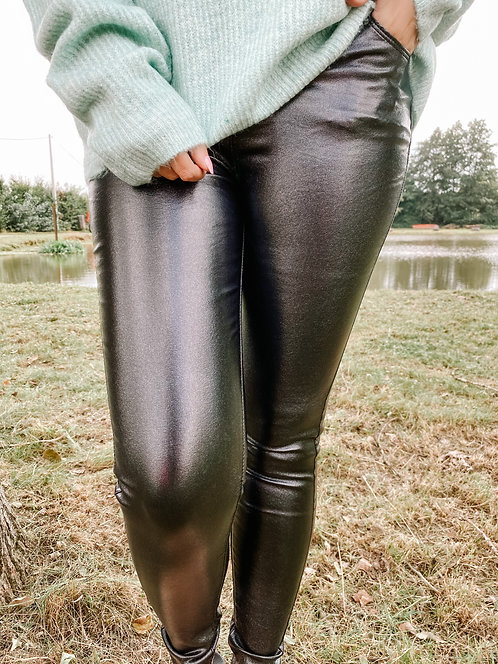 Pantalon pailleté