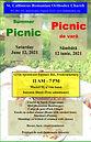 Summer Parish Picnic