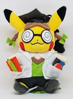 Pokemon Center Japan: Doctor Pikachu Plush