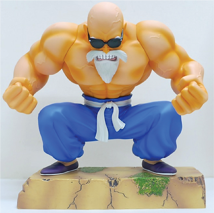 Ichiban Kuji Dragon Ball 'A' Prize Master Roshi MAX POWER Figure