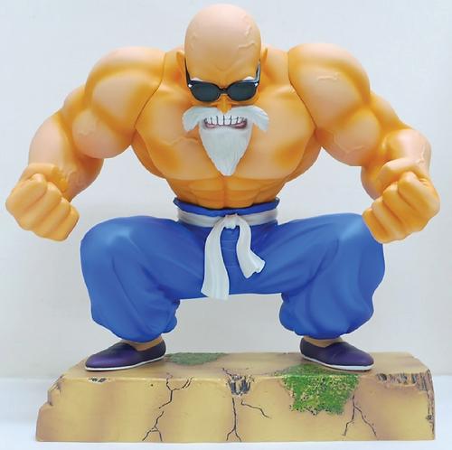 Ichiban Kuji Dragon Ball 'A' Prize Master Roshi MAX POWER Figure