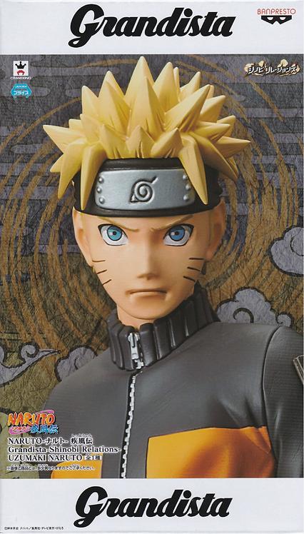 Naruto Shippuden Grandista - Shinobi Relations - Uzumaki Naruto