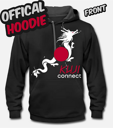 OFFICIAL KUJIconnect Hoodie
