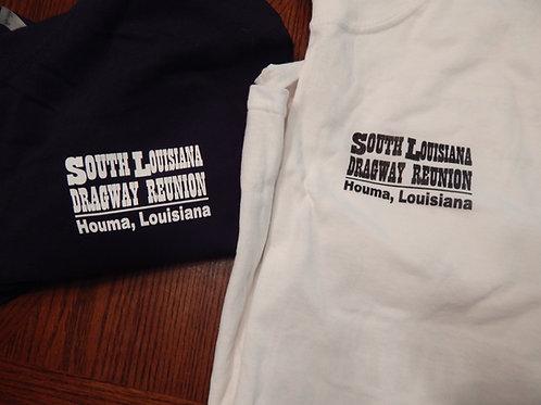 Event Shirt Front Logos