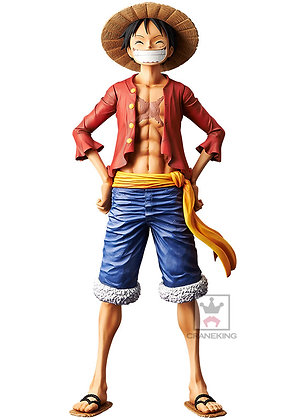 One Piece Grandista - The Grandline Men - Monkey D. Luffy