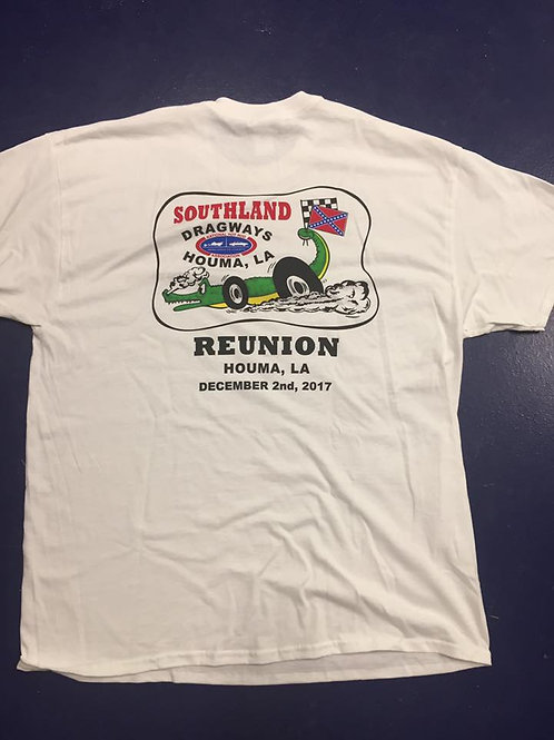 """Last Years """"Reunion T Shirt""""...while they last"""