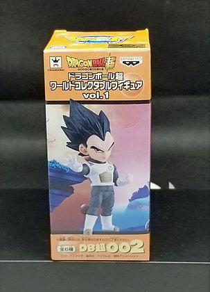 Dragon Ball Super WCF Vol. 1 / Vegeta DBS 002