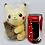 Thumbnail: Pokemon Sepia Graffiti Pikachu Plush