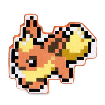 Pokemon Center Japan: Eevee DOT Collection! Flareon Plush