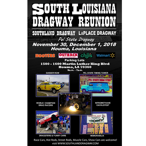 2018 Event Poster