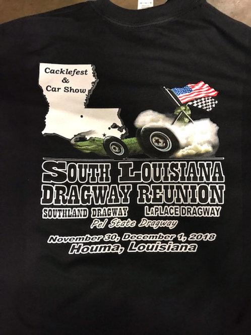 Black Event Shirt, Southland Raider Gator