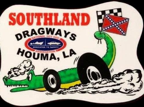 Southland Dragway Sticker