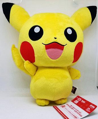 Ichiban Kuji Pokemon Best Wishes A賞 Pikachu Plush