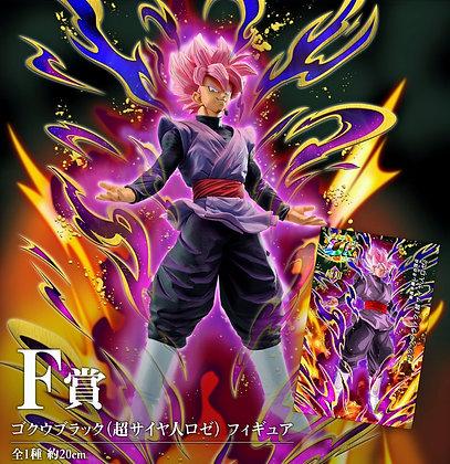 Ichiban Kuji Dragon Ball ~ Awakening Warriors ~ F Prize SS Rose Goku Black