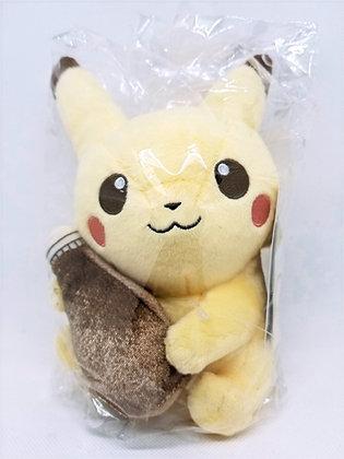 Pokemon Sepia Graffiti Pikachu Plush