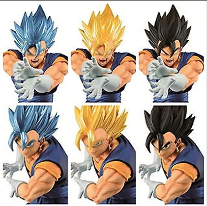 Dragon Ball Super Strongest Combined Warrior Vegetto - SPECIAL COLOR