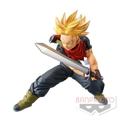 Super Dragon Ball Heros: Transcendence Super Saiyan Trunks Figure