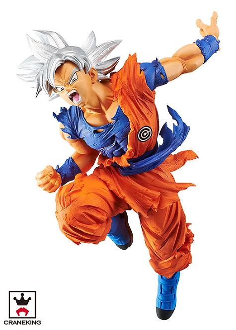 Super Dragon Ball Heros: Transcendence Art Vol. 4 Ultra Instinct Son Gokou