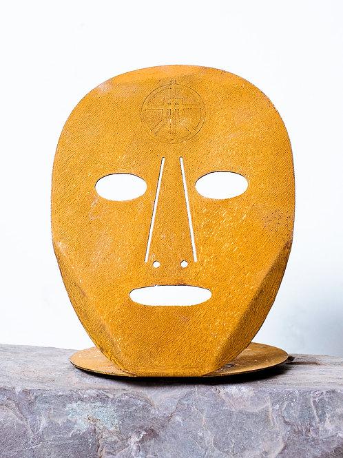 Group Of A Few x Anna Manfield Design, Mask incense burner (Rust)
