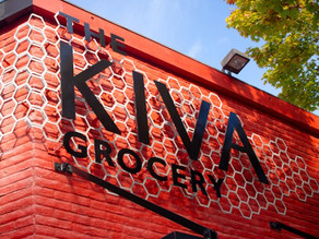 The Kiva Grocery of Eugene carrying Organicos bread