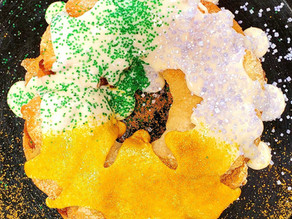 Order Your King Cake for Mardi Gras 2/16