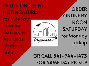 Home Delivery and Curbside Pickup Still Available
