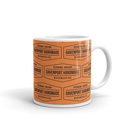 Davenport Handmade Mug