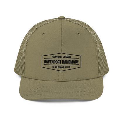 Davenport Handmade Trucker Cap