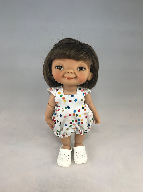 Punkin Cookie Basic Doll