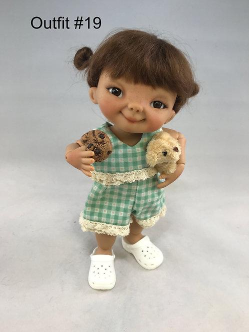 Punkin Cookie Artist Doll #19