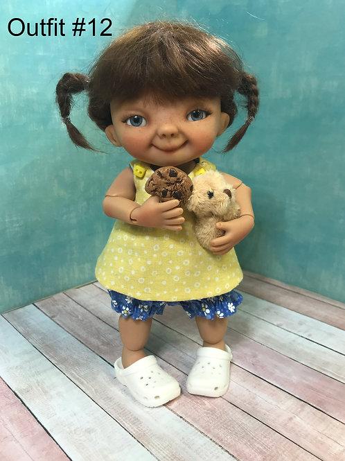 Punkin Cookie Artist Doll #12