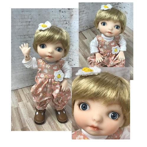 Punkin Pie Artist Doll 10