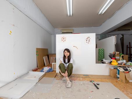 川内 理香子 Rikako Kawauchi 2018-08-20