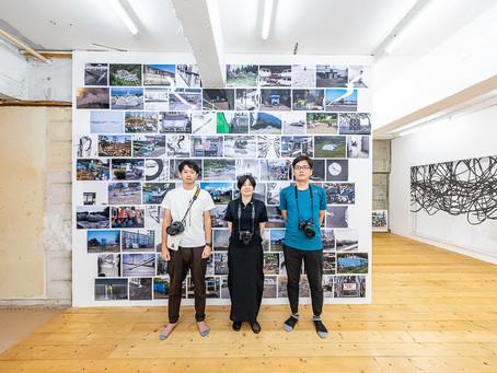 新井 五差路、百頭 たけし、藤林 悠 Gosaro Arai, Takeshi Hyakuto, Haruka Fujibayashi 2019-09-29