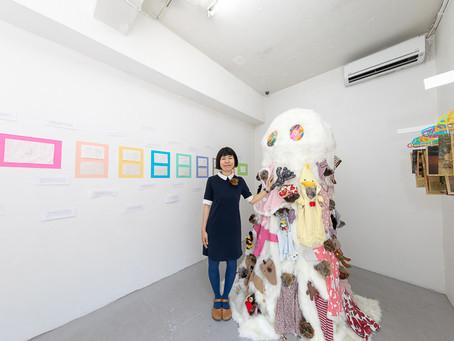 橋本佐枝子 Saeko Hashimoto 2018-04-28