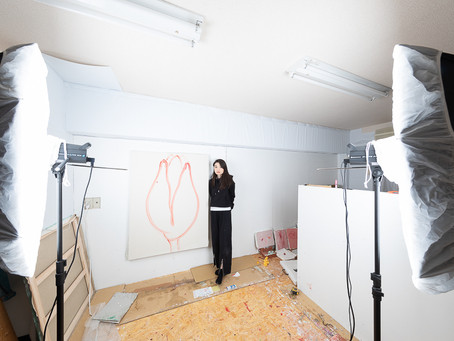 川内理香子 Rikako Kawauchi 2018-10-28