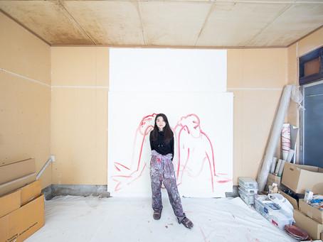川内理香子 Rikako Kawauchi 2018-10-30