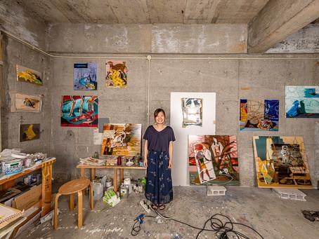熊倉 涼子 Ryoko Kumakura 2019-08-01