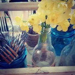 Love this cute farmhouse decor!__#lynnwi