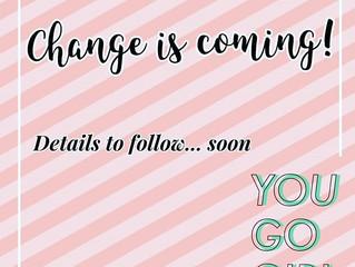 Do you like change?