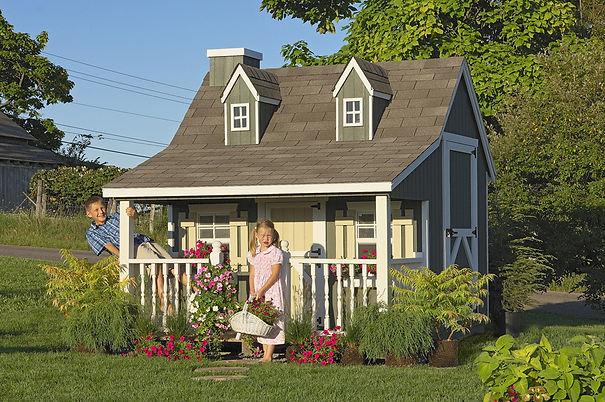 Victorian playhouse mooiste speelhuisjes van de beste kwaliteit