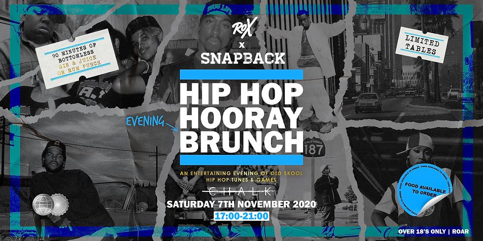 Hip Hop Hooray! Bottomless Brunch (1)