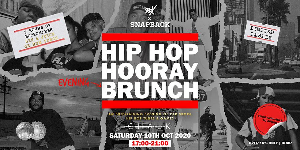 Hip Hop Hooray Bottomless Brunch