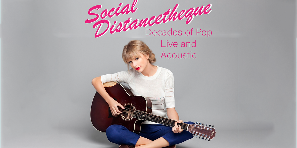 Social Distancetheque, Live and Acoustic