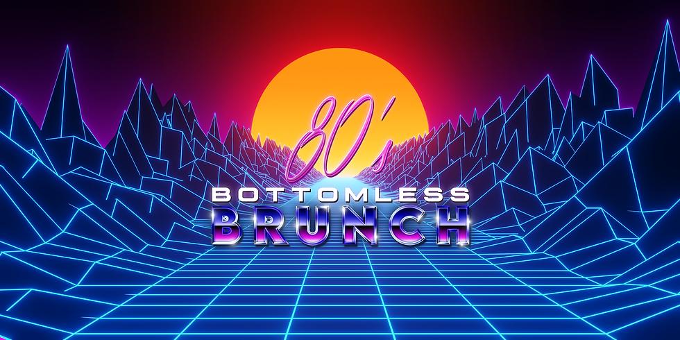 The Brighton Brunch Company Present 80's Bottomless Brunch