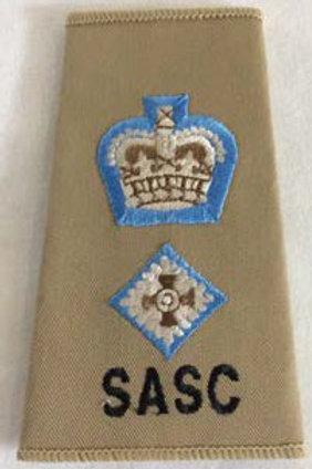 Shoulder Slide, Beige - Lt Col