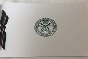 SASC Christmas Card without Ribbon/Envelope
